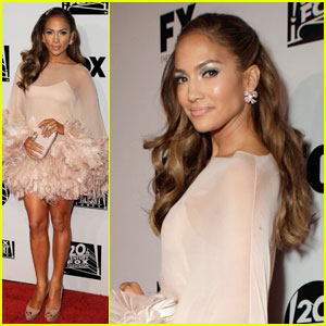 Jennifer Lopez: Fox Searchlight Golden Globes Party!