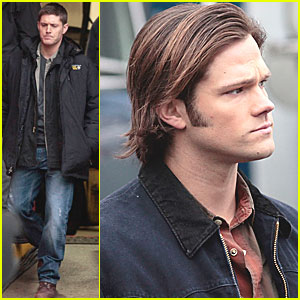 Jensen Ackles & Jared Padalecki: 'Supernatural' Returns Jan. 28!