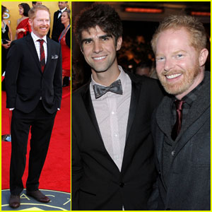 Jesse Tyler Ferguson: SAG Awards with Justin Mikita!