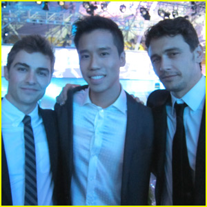 Dave & James Franco: Just Jared Sandwich!
