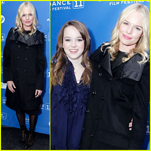 Kate Bosworth: 'Little Birds' Premiere with Kay Panabaker!