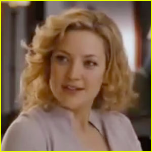 Kate Hudson: 'Little Bit of Heaven' Trailer!