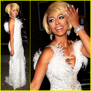 Outstanding Keri Hilson 39Pretty Girl Rock39 On Letterman David Letterman Hairstyles For Men Maxibearus