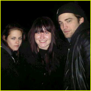 Robert Pattison: New Year's Eve with Kristen Stewart!