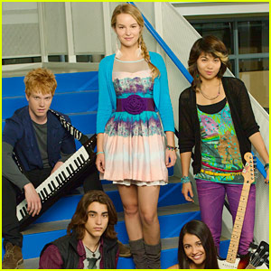 Meet 'The Lemonade Mouth' Cast!