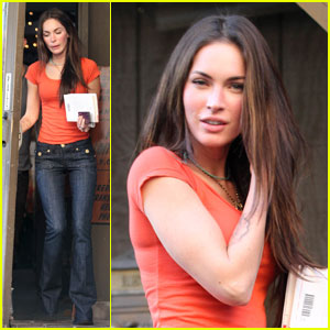Megan Fox: Studio City Sushi with Brian Austin Green