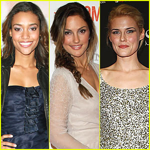 Minka Kelly Joins 'Charlie's Angels' Reboot?
