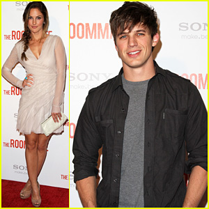 Minka Kelly: 'The Roommate' Premiere!