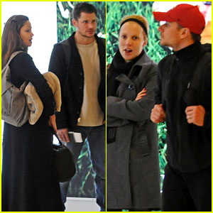 Nick Lachey & Vanessa Minnillo: Florence Fun with Drew!