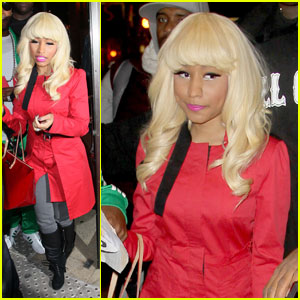 Nicki Minaj: I'm Taking Control of Hip-Hop!