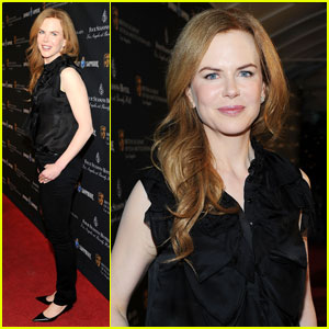 Nicole Kidman: BAFTA Tea Party!