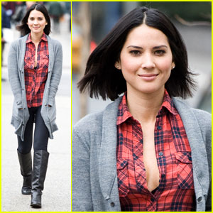 Olivia Munn: 'Perfect' Time For A Break