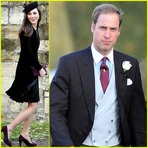 Prince William & Kate Middleton: Royal Relative's Wedding!