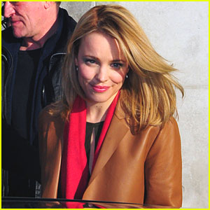 Rachel McAdams: Berlin with Harrison Ford!