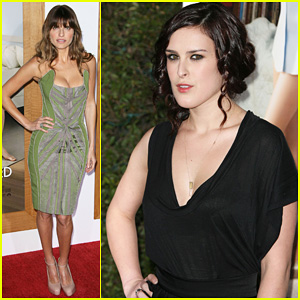 Rumer Willis &#038; Lake Bell: 'No Strings Attached' Premiere!