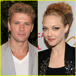 Ryan Phillippe & Amanda Seyfried: Heating Up!