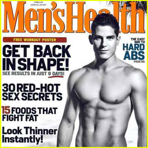 Sean Faris: Men's Health's Best-Selling Cover