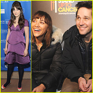 Zooey Deschanel: 'My Idiot Brother' Sundance Premiere!