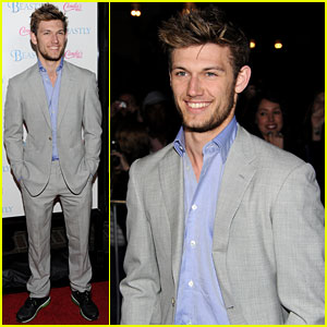 Alex Pettyfer: 'Beastly' Premiere During Home Fire!