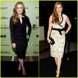 Amy Adams: Pre-Oscar Party Person!