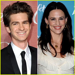 Andrew Garfield: 'Back Roads' with Jennifer Garner!
