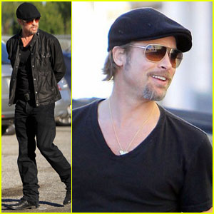Brad Pitt: Breaks for Bikes!