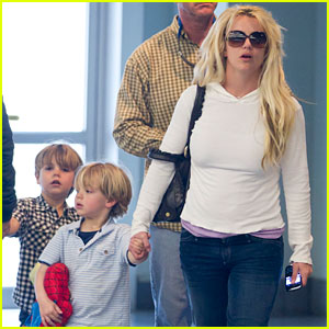 Britney Spears: Goodbye, Louisiana!