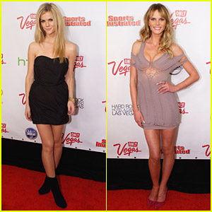 Brooklyn Decker & Anne V Work Overtime