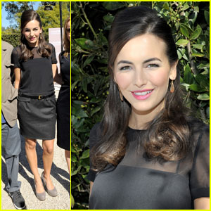 Camilla Belle: UNICEF Woman of Compassion!