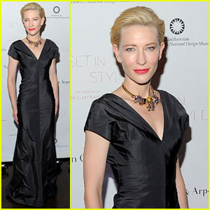 Cate Blanchett: Set In Style!