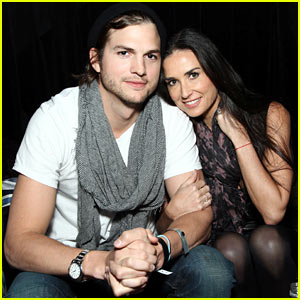 Demi Moore & Ashton Kutcher: Don Julio Super Bowl Party!