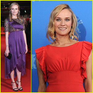 Diane Kruger Is 'Unknown' in Berlin