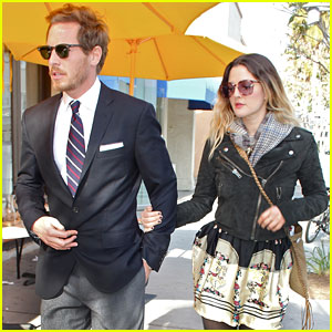 Drew Barrymore: E. Baldi Lunch with Will Kopelman