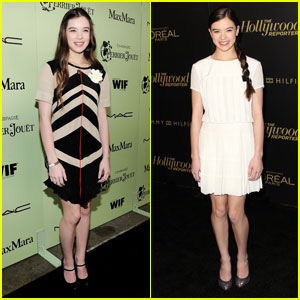 Hailee Steinfeld: Women in Film & Nominees Night Parties!