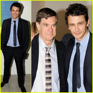 James Franco Is 'Unfinished' with Gus Van Sant