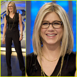 Jennifer Aniston: Ashton Kutcher Once Tried to Ask Me Out!
