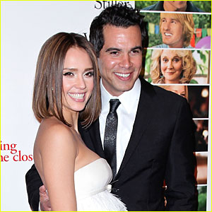 Jessica Alba Expecting Baby #2!