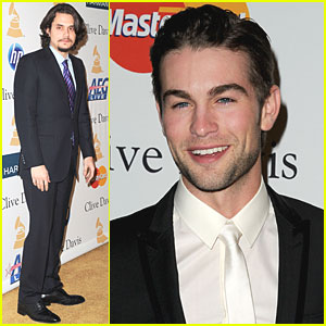 Chace Crawford & John Mayer: