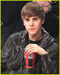 Justin Bieber Chops Hair for Charity