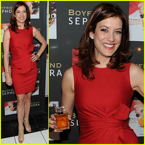 Kate Walsh: 'Boyfriend' Fragrance Launch!