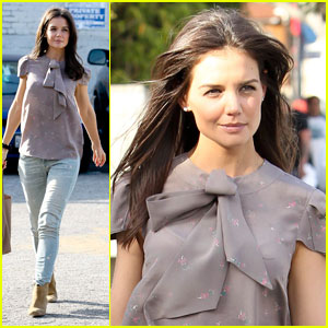 Katie Holmes: Steven Alan Shopping Spree