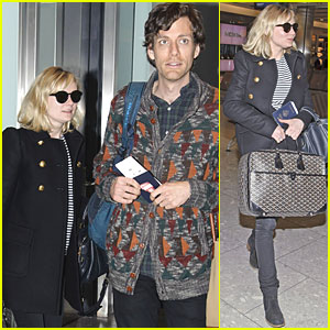 Kirsten Dunst & Jason Boesel: Leaving London