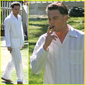 Leonardo DiCaprio's Pristine Pajamas