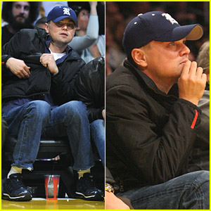 Leonardo DiCaprio: Sad The Lakers Lost