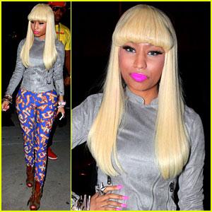Nicki Minaj: I'm Done With Collaborations!