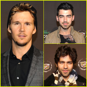 Ryan Kwanten & Adrian Grenier: Patron Party People