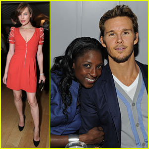 Ryan Kwanten &#038; Rutina Wesley Honor The Fighter's David O. Russell