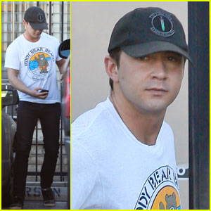 Shia LaBeouf: Studio Stop After Scuffle