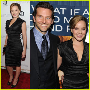 Abbie Cornish & Bradley Cooper: 'Limitless' NYC Premiere!