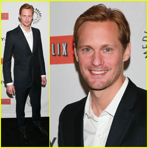 Alexander Skarsgard: 'True Blood' Hits PaleyFest 2011